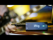 Load and play video in Gallery viewer, IK Multimedia IP-IRIG-HD2-IN iRig HD 2 Studio-Quality Guitar Interface for iOS and Mac