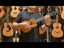 Load and play video in Gallery viewer, Kanile'a K1-C-G 2020 Concert Koa Ukulele (#0720-23203)