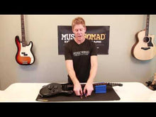 Load and play video in Gallery viewer, Music Nomad MN225 GRIP Guards - 3 Pro Fretboard Guards for Small, Medium, Jumbo Fret Sizes