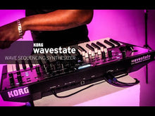 Load and play video in Gallery viewer, Korg WAVESTATE Wave Sequencing Synthesizer