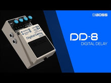 Load and play video in Gallery viewer, Boss DD-8 Digital Delay Effects Pedal