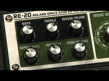 Load and play video in Gallery viewer, Boss RE-20 Space Echo Twin Pedal