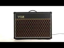 Load and play video in Gallery viewer, Vox AC15C1 AC15 Custom 15-Watt Combo Amplifier