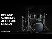 Load and play video in Gallery viewer, Roland VAD306 Acoustic Design Electronic Kit, Black Wrap