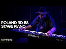Load and play video in Gallery viewer, Roland RD-88 88-key Stage Piano with Speakers