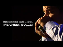 Load and play video in Gallery viewer, Shure 520DX Green Bullet Harmonica Microphone