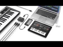Load and play video in Gallery viewer, IK Multimedia IP-IRIG-MIDI2 Universal MIDI Interface