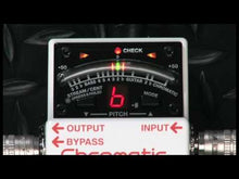 Load and play video in Gallery viewer, Boss TU-3 Compact Chromatic Tuner