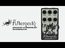 Load and play video in Gallery viewer, Earthquaker AFTERNEATH v3 Enhanced Otherworldly Reverberator