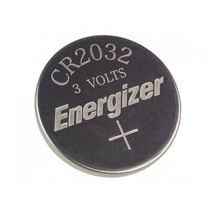Energizer CR2032 Battery - Ukulele battery for tuners and pickups
