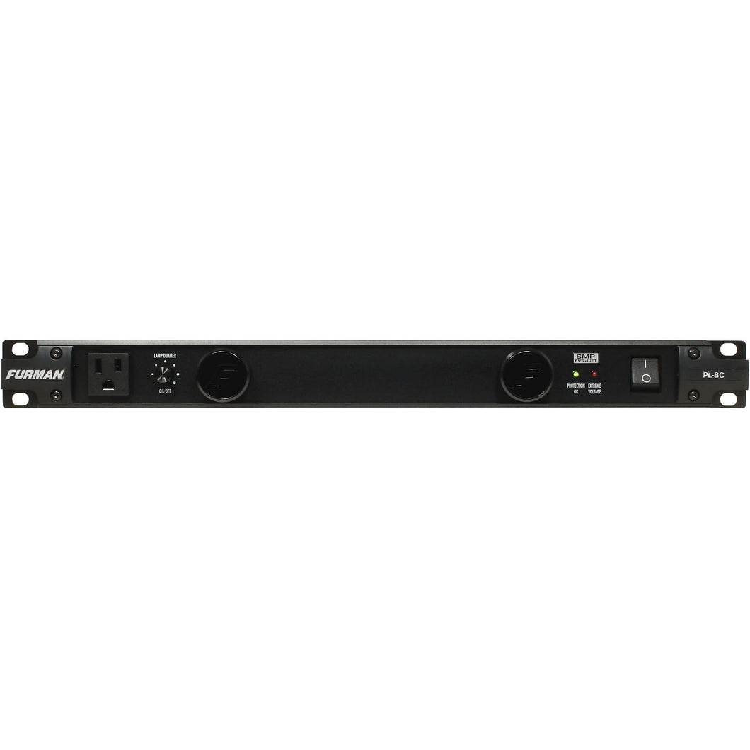Furman PL-8C 15A Standard Rack Power Conditioner