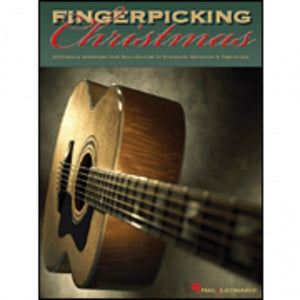 Hal Leonard HL00699599 Fingerpicking Christmas