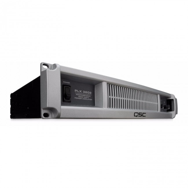 QSC PLX3602 Low-Z Power Amplifier - 1250 Watts @ 4 Ohms