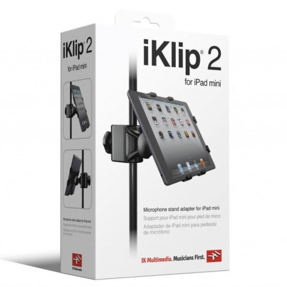 IK Multimedia IP-IKLIP2-IPDMN iKlip 2 for iPad mini