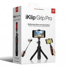 Load image into Gallery viewer, IK Multimedia IKLIP-GRIP-PRO iKlip Grip Pro Smartphone Camera Grip/Stand