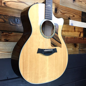 Taylor 614CE Grand Auditorium Acoustic-Electric Guitar