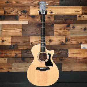 Taylor 312CE Grand Concert Acoustic-Electric Guitar