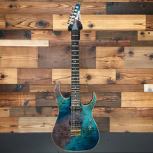 Load image into Gallery viewer, Ibanez RG6PPBFXTSR RG Premium Electric Guitar, Tropical Seafloor (#211P01200207678)