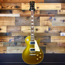 Load image into Gallery viewer, Gibson LPR57VODBDGNH1 1957 Les Paul Goldtop Darkback Reissue VOS