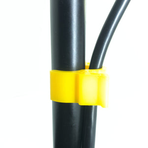 Cable Snaps VAR-DUO-YL Variety Mic Stand Cable Snaps, 2-Sets, Yellow