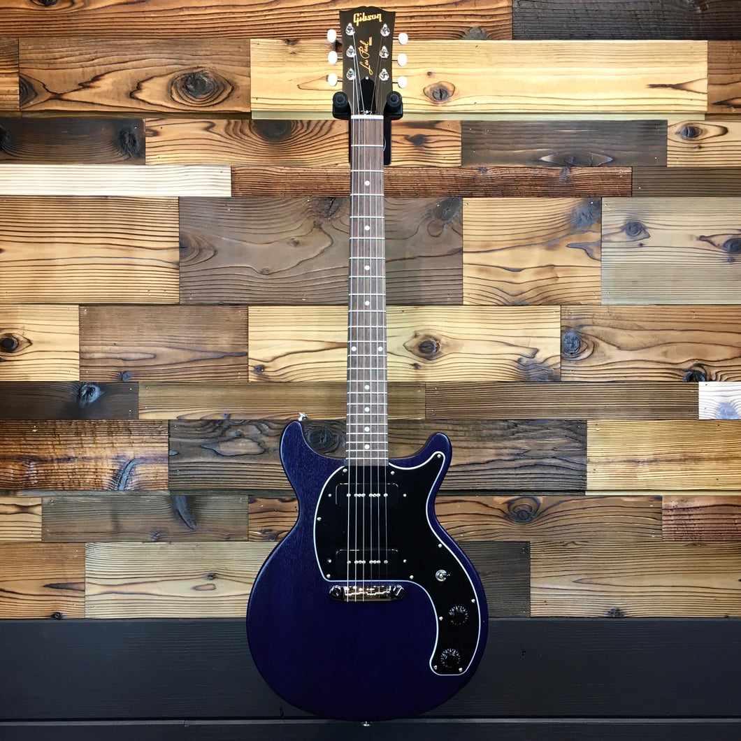 Gibson LPSDT00B2CH1 Les Paul Special Tribute DC, Blue Stain