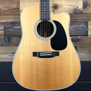 Martin DC-28E 2016 Dreadnought Acoustic-Electric Guitar (#1987014)