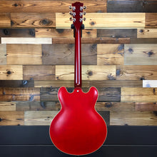 Load image into Gallery viewer, Gibson ESDSRDNH1 Memphis ES-335 Satin, Faded Cherry (#123390031)
