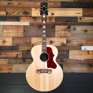 Gibson MCJB2SWLAN SJ-200 Studio Walnut Acoustic Guitar, Antique Natural (#21980028)