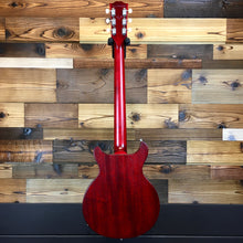 Load image into Gallery viewer, Gibson LPSDT00WCCH1 Les Paul Special Tribute DC, Worn Cherry (#117090180)