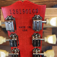 Load image into Gallery viewer, Gibson SGTR00AYNH1 SG Tribute, Vintage Cherry Satin (#126190109)