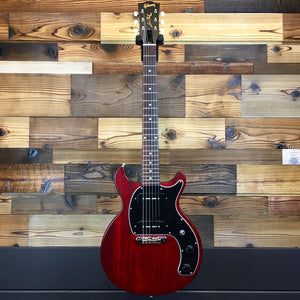 Gibson LPSDT00WCCH1 Les Paul Special Tribute DC, Worn Cherry (#117090180)