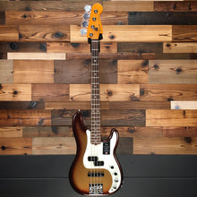 Load image into Gallery viewer, Fender 019-9010-732 American Ultra P-Bass Guitar, Mocha Burst (#US19078406)