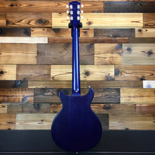 Load image into Gallery viewer, Gibson LPSDT00B2CH1 Les Paul Special Tribute DC, Blue Stain
