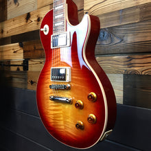 Load image into Gallery viewer, Gibson LPTD19HSNH1 Les Paul Traditional 2019, Heritage Cherry Sunburst (#190044132)