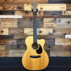 Martin OMC-18E 2016 Orchestra Acoustic-Electric Guitar