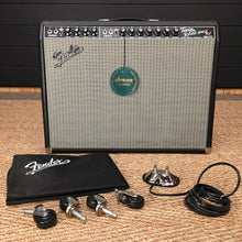 Load image into Gallery viewer, Fender 021-7300-000 65 Twin Reverb Combo Amp (#AC0137765)
