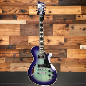 ESP LTD XPS1000FMVSH Xtone Violet Shadow, Hard-tail Electric Guitar (#IW18111550)
