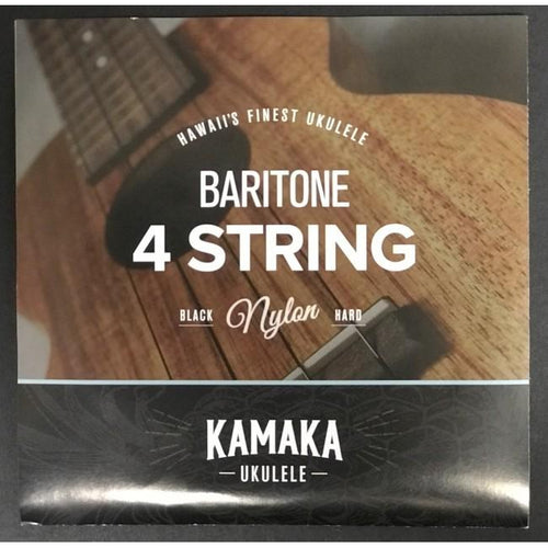 Kamaka Kamaka S-4 Baritone Strings - Easy Music Center