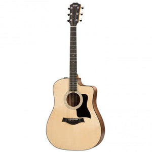 Taylor 110CE Dreadnought Cutaway Acoustic-Electric Guitar - Natural
