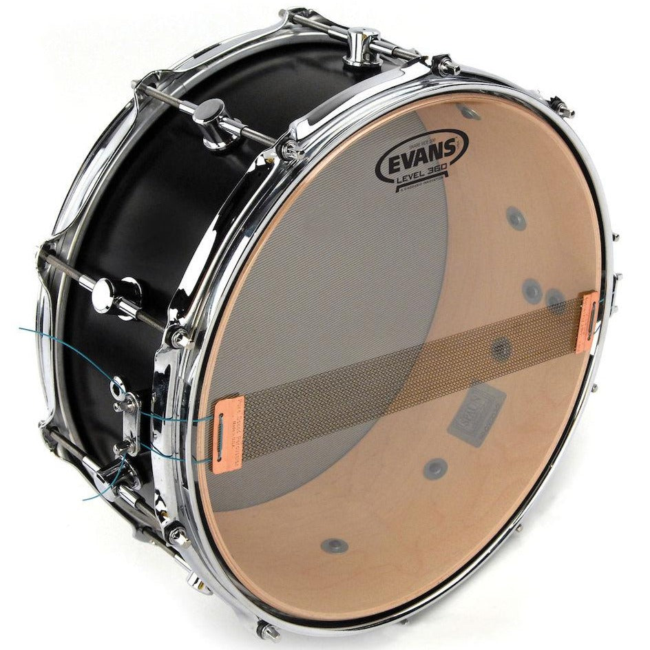 Evans S13H20 Clear 200 Snare Side Drum Head, 13 Inch