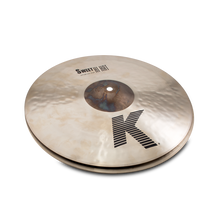"Load image into Gallery viewer, Zildjian K0720 14"" K Zildjian Sweet Hi-hat Cymbals"