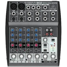 Load image into Gallery viewer, Behringer 802 8-Input Mixer