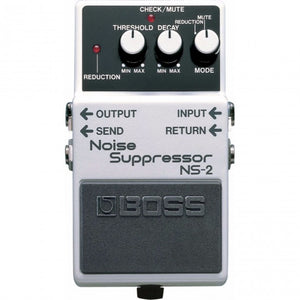 Boss NS-2 Noise Suppressor with Power Supply