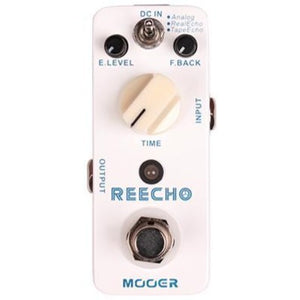 Mooer REECHO Reecho, Digital Delay
