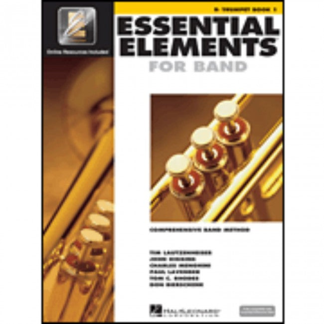 Hal Leonard HL00862575 Essential Elements Book1 with EEI - Trumpet