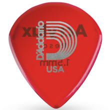 Load image into Gallery viewer, D'addario 3AR7-03 Acrylux Reso Jazz Guitar Pick 1.5MM, 3-pack