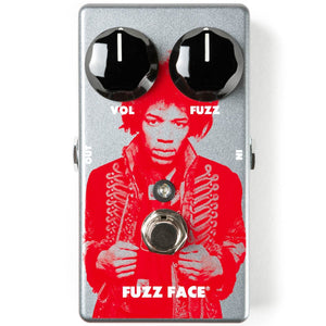 MXR JHM5 Jimi Hendrix Fuzz Face Distortion