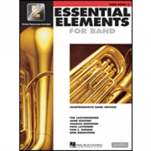 Hal Leonard HL00862602 Essential Elements Book 2 with EEI - Tuba