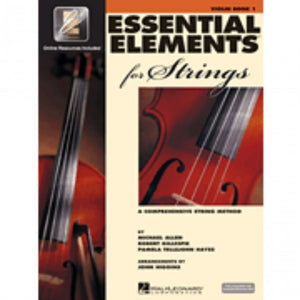 Hal Leonard HL00868049 Essential Elements Strings Book 1 with EEi - Violin