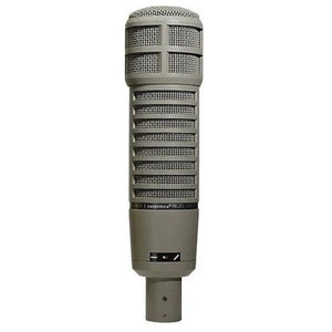 "Electro-Voice RE20 ""Classic"" Dynamic Cardioid Microphone"